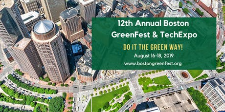 12th Annual Boston GreenFest Volunteer Registration tickets