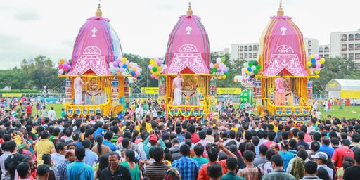 Ratha Yatra 2019 (Festival of The Chariots)
