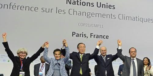 Convincing 195 states to take action on climate change Q&A with Christiana Figueres