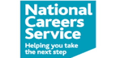 National Careers Service Drop In (Tarleton) tickets