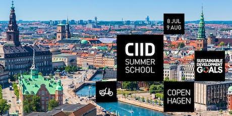 CIID Lightning Talks @UN City – week 1 tickets