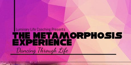 The Metamorphosis Experience tickets