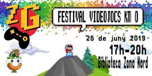 3r Festival de Videojoc de Proximitat (BiblioLab) @ Biblioteca Zona Nord