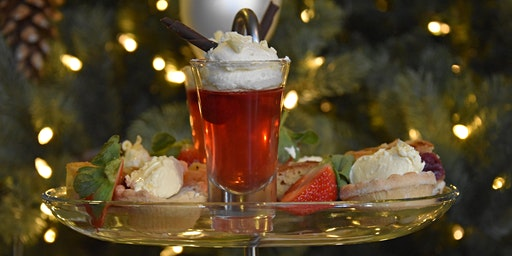 Ellingham Hall Festive Afternoon Tea - Sun 15th Dec 2019