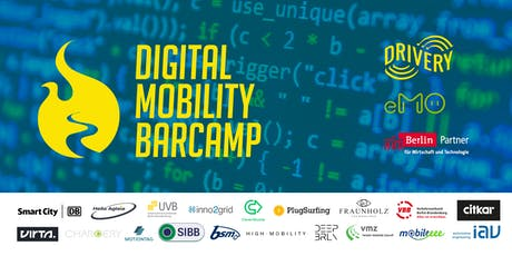 Digital Mobility Barcamp Tickets