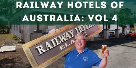 Railway Hotels of Australia - Scott Whitaker tickets