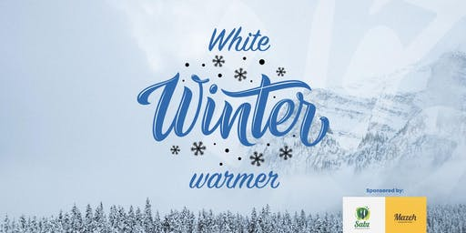 White Winter Warmer Party Sponsored by Sabz Persian Fusion & Mazeh Cafe