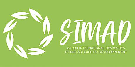 Salon International des Maires et des Acteurs du Développement (SIMAD 2020) tickets
