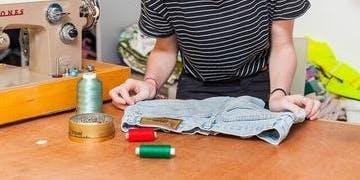 CARE // FULLY CURATED Workshop: Repairing, Personalising & Re-energising Clothing