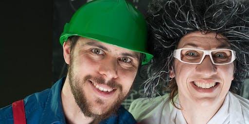 Professor Knallbumm weiß warum - Farben