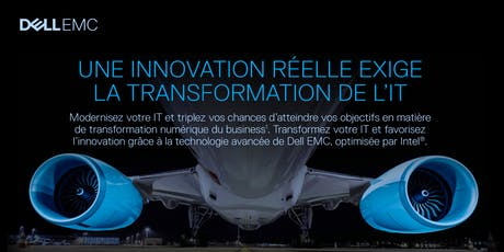 |PDJ Innovation - Improve Us Dell Technologies| Affranchissez-vous du cloud billets