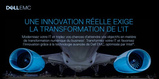 |PDJ Innovation - Improve Us Dell Technologies| Affranchissez-vous du cloud