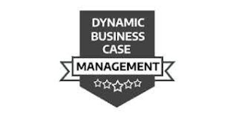 DBCM – Dynamic Business Case Management 2 Days Training in Calgary tickets