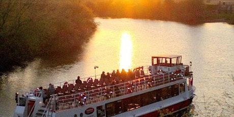York Floodlit Evening Cruise tickets