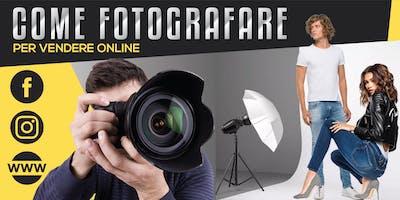 Fotografia Abbigliamento - Come fotografare per  vendere online