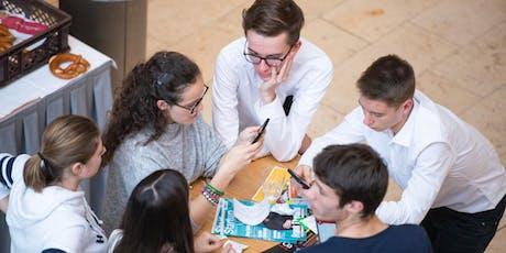Next Entrepreneurs Schüler Startup Wochenende | 08. -10.11.19 in Karlsruhe Tickets