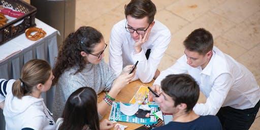Next Entrepreneurs Schüler Startup Wochenende | 08. -10.11.19 in Karlsruhe
