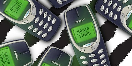 Nokia Times: Pure 90s & 00s tickets