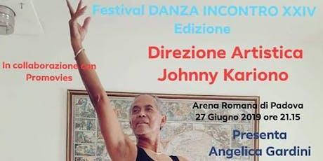 DANZAINCONTRO XXIV° Edizione - Galà di Danza biglietti
