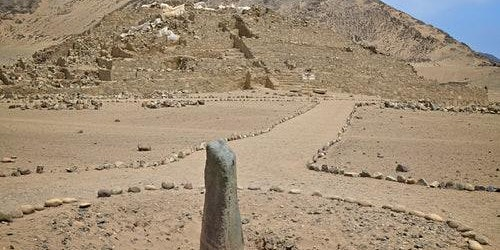 The Sacred City of Caral: Roundtrip from Lima