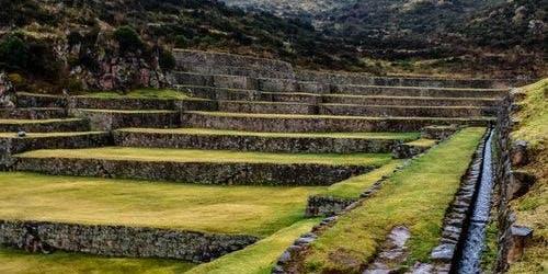 Tipón, Pikillaqta & Andahuaylillas: Roundtrip from Cusco