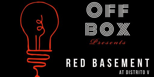 Red Basement by Off Box