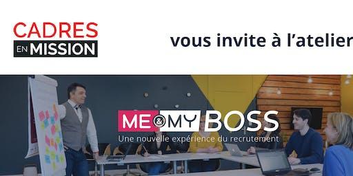 Atelier RH Me & My BOSS / Paris