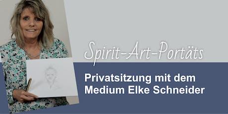 Spirit-Art-Sitzung mit Elke Schneider Tickets