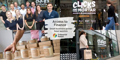 Access to Finance: Small business power hour session tickets
