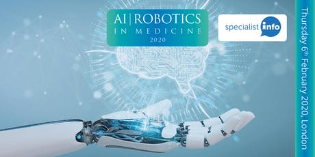 Medical AI and Robotics Conference tickets
