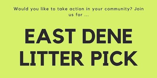 East Dene Litter Pick