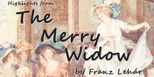 Highlights from The Merry Widow