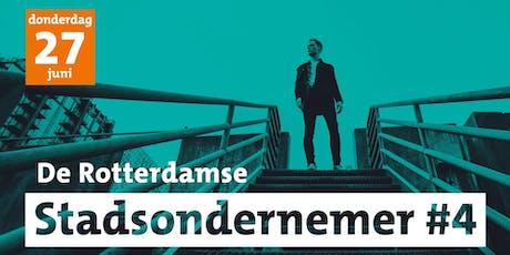 De Rotterdamse Stadsondernemer #4 tickets