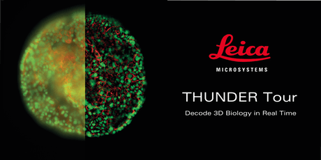Leica THUNDER Tour - Department of Microbiology & Immunology, NUS tickets
