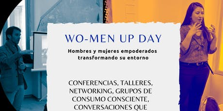 WOMEN UP DAY tickets