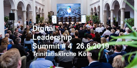 Digital Leadership Summit #4 tickets