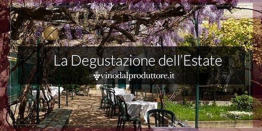 LA DEGUSTAZIONE DELL'ESTATE: il 15 luglio all'Osteria Grand Hotel di Milano
