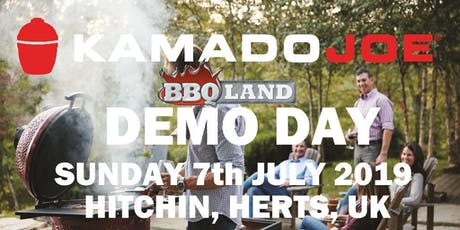 Kamado Joe Ceramic BBQ Demo Day tickets