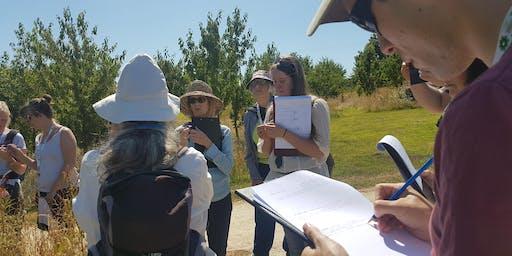 Wildlife Exchange Session - 'Running a Bioblitz at Ness Botanic Gardens'