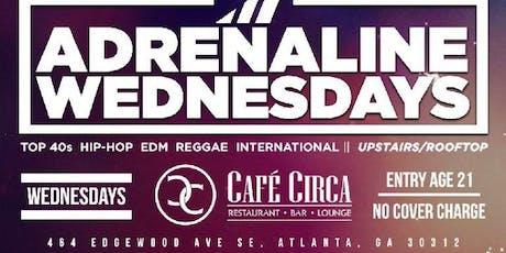 Cafe Circa IN DA STREET WEDNESDAY  tickets