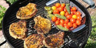 Grill-Workshop powered bei Toppits
