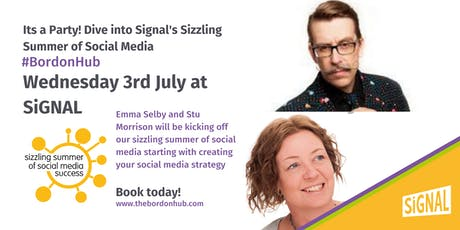 Its a Party! Dive into Signal's Sizzling Summer of Social Media  tickets