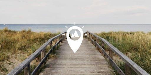 Arc Goes To & WanderSoc   Cronulla Coastal Walk