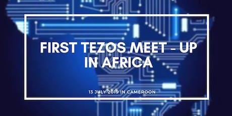 Tezos Africa Meetup billets