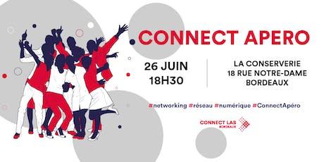 Connect Apéro [réseau numérique] billets