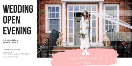 Wedding Open Evening at The Kedleston Country House tickets