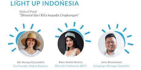 Ground Up: Light Up Indonesia by Weston Energy tickets