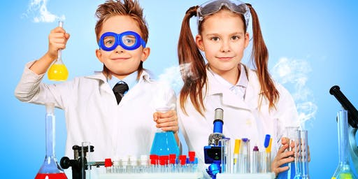Science Week - Huff and Puff (Ages 6-12)