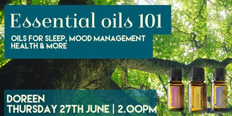 Intro to essential oils - For beginners + free gift ! tickets