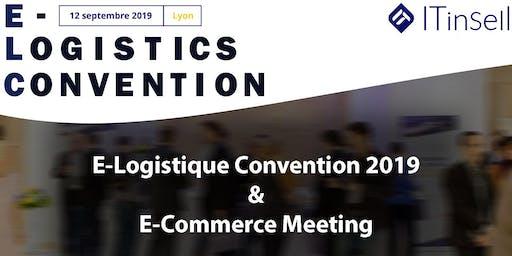 E-Logistique Convention 2019